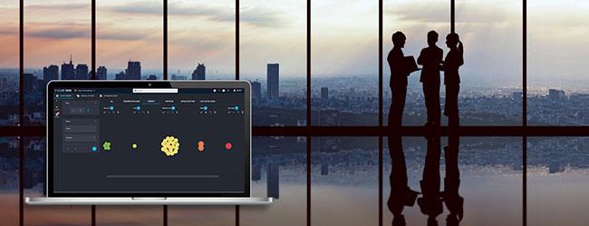 C•CURE 9000 security management platform's web-based client